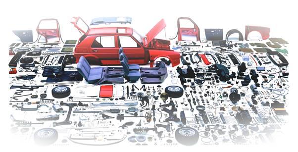 Mercedes-Benz Wreckers, Mercedes-Benz Parts