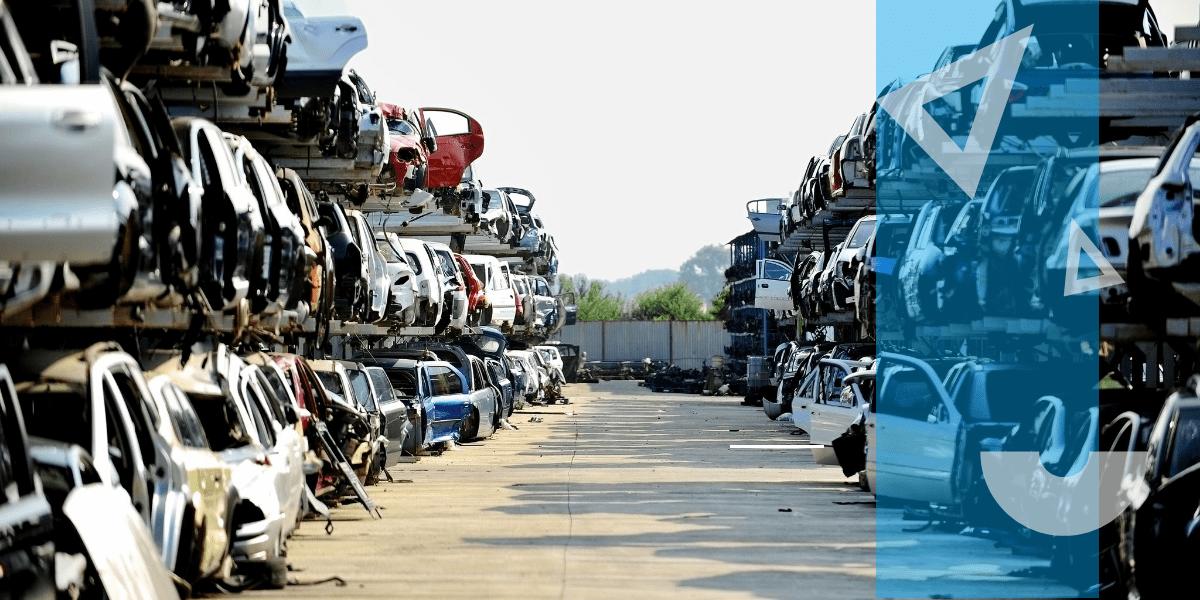 How to scrap car or truck at car yard