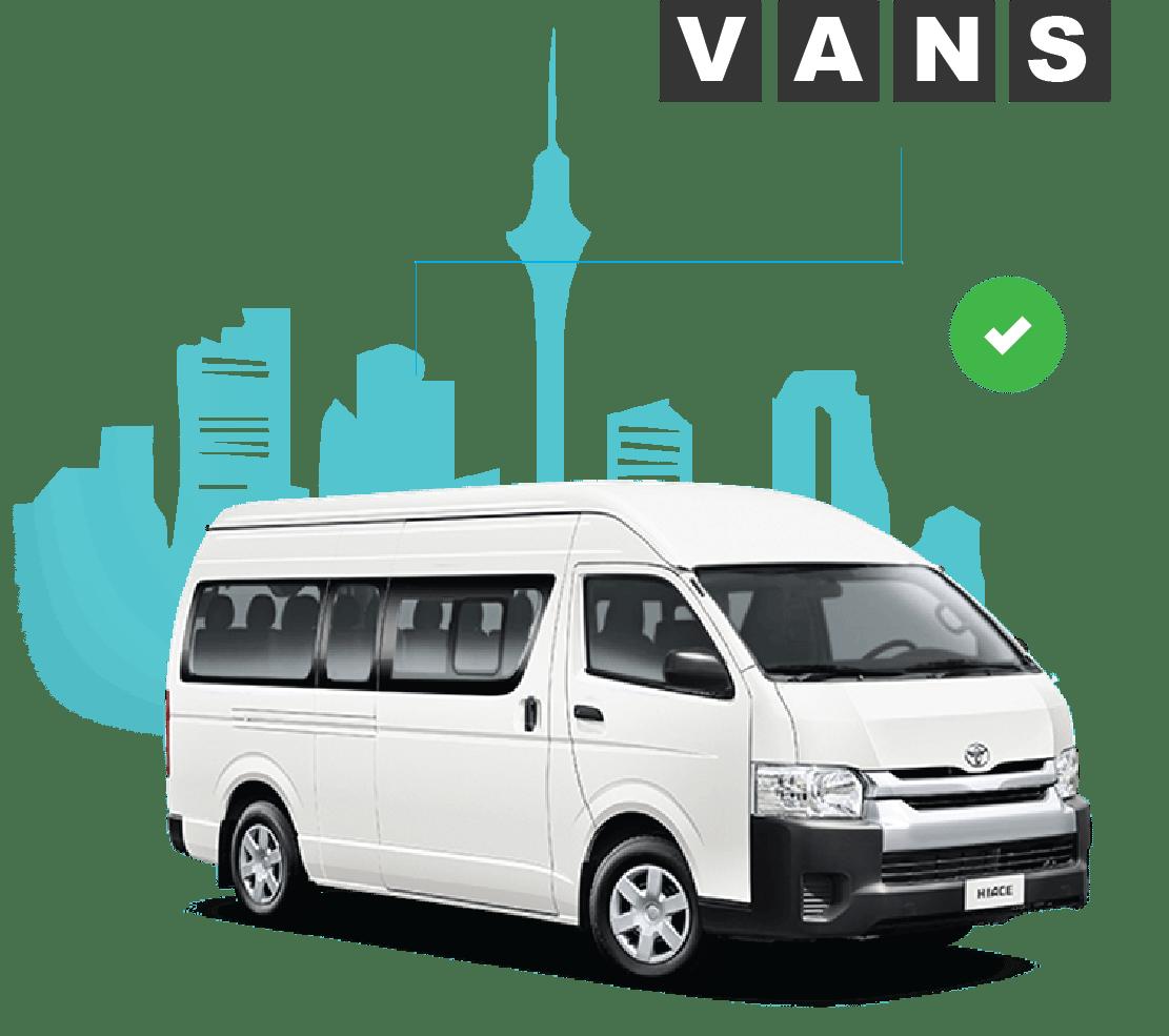 Sell Vans
