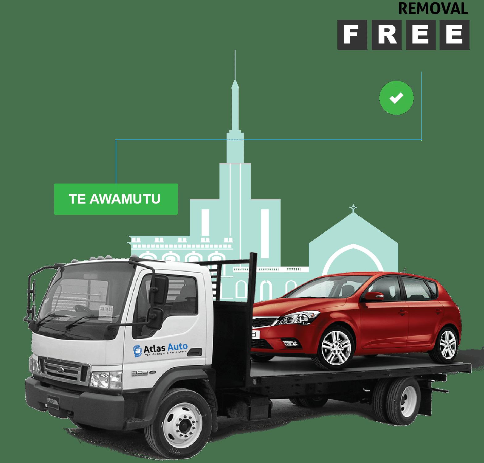 Te-awamutu-car-removal
